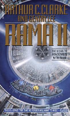 Rama II By Clarke, Arthur C.